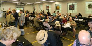 Sutliff Tobacco and Richmond Conclave Pipe Show and Fac...