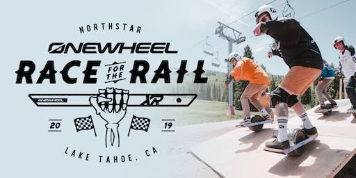 Race for the Rail 2019