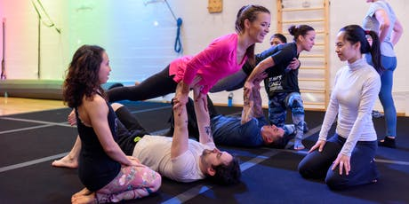 Acrobatic Drills & Fundamentals  tickets
