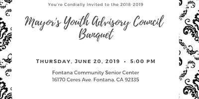 2018-2019 MYAC Banquet