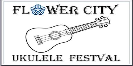 Flower City Ukulele Festival           Rochester, NY    Oct 25-26th, 2019 tickets