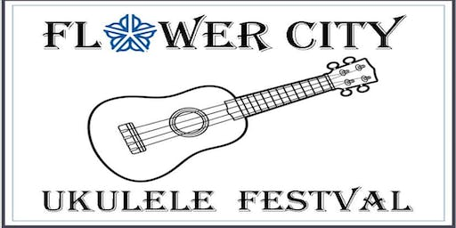Flower City Ukulele Festival           Rochester, NY    Oct 25-26th, 2019