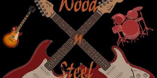 "Wood n Steel ""Revival"" At The Barrel"