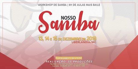 NOSSO SAMBA 2019 bilhetes