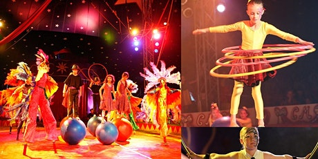 Cosmic Kids Circus tickets