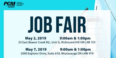 Job Fair - IT Sales