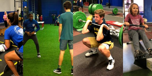 Summer Speed and Agility Camp $199