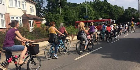 Easy Riders to Markfield Park in the Lea Valley tickets