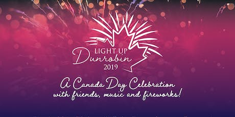 LIGHT UP DUNROBIN tickets