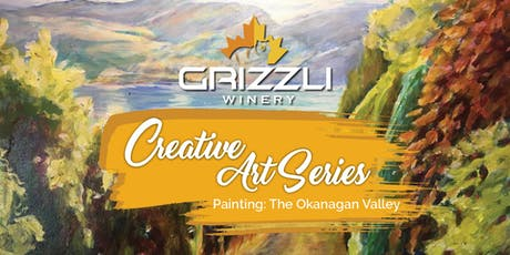 Creative Art Series: Okanagan Valley tickets