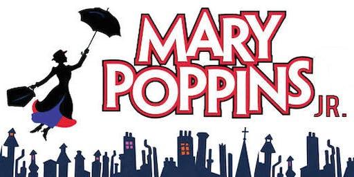 KISSM Jr. Musical: Mary Poppins