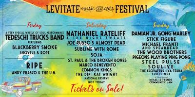 7th Annual Levitate Music Festival in Marshfield, MA