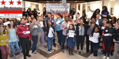 #AllHandsOnDECC: Rally for Student Mental Health Supports #DoMoreWith54 #LetMeVent
