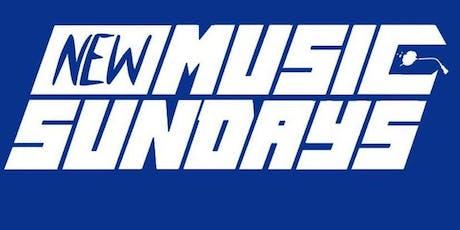 New Music Sundays tickets