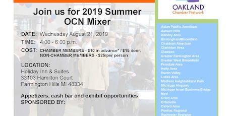 OCN Regional Mixer tickets