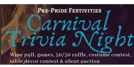 Employment Connection's Carnival Trivia Night tickets