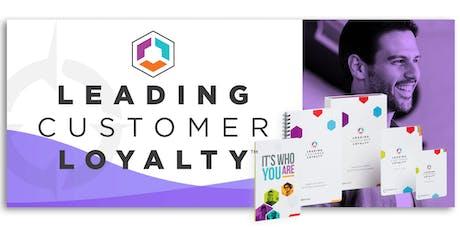Leading Customer Loyalty- Webcast tickets