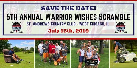 6th Annual Warrior Wishes Scramble  tickets