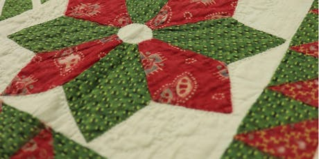 Tuesday Talk— Arts and Science in 19th Century Quilts tickets