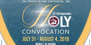 67th International Holy Convocation & Episcopal...