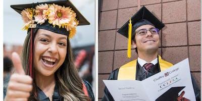 Faculty & Staff CCLFSA Graduation Celebration Registration ONLY