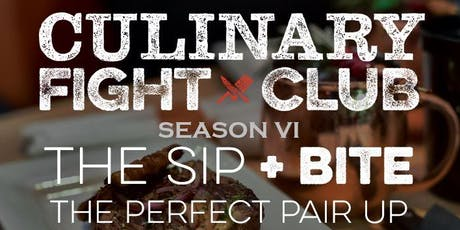 Culinary Fight Club - ATLANTA:  Sip+Bite - The Perfect Pair Up tickets