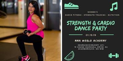 Strength & Cardio Dance Party