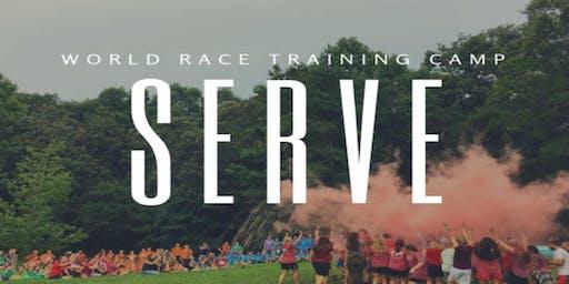 Serve Team - WR Gap Year Training Camp: July 8th - 18th