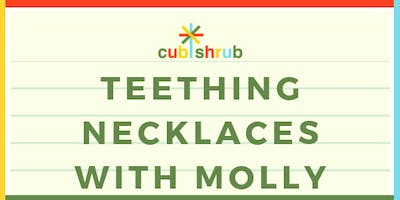 Teething Necklaces With Molly