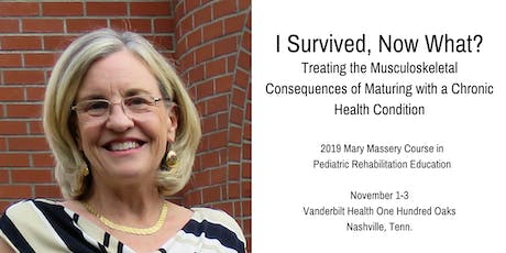 2019 Pediatric Rehab Continuing Education: Presenter Mary Massery tickets