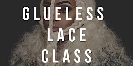 Look & Learn Glueless Lace Class tickets