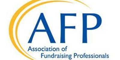 May Association of Fundraising Professionals CA Valley Chapter Meeting