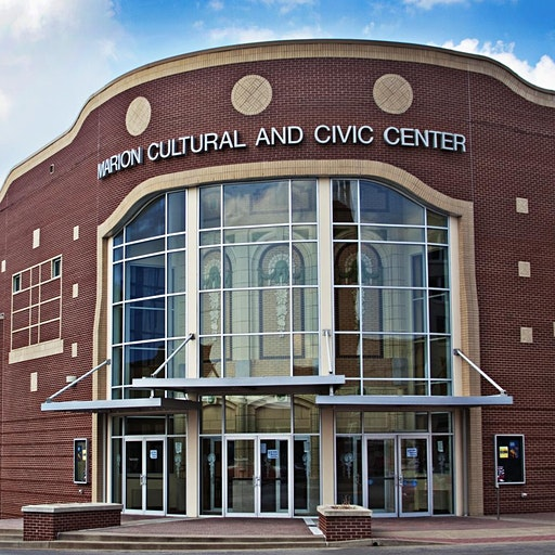 Marion Cultural and Civic Center logo