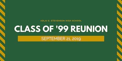 Stevenson High School - Class of '99 Reunion