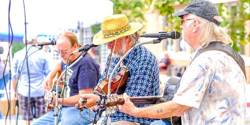 Music in the Vineyard 2019: Mississippi String Band
