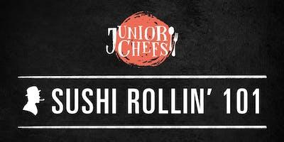 Junior Chefs: Sushi Rollin' 101
