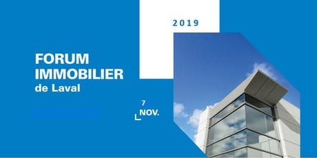 Forum immobilier de Laval 2019 tickets