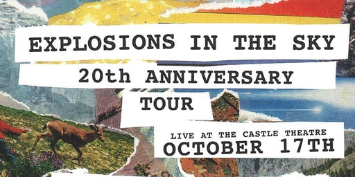 AMEX PRESALE -Explosions in the Sky 20th Anniversary Tour
