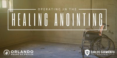 Operating in the Healing Anointing