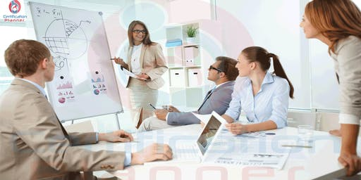 Project Management Professional (PMP) 4-days Classroom in Palo Alto