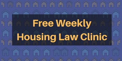 Free Weekly Housing Law Clinic in Brunswick