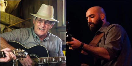 Jim Avett w/Dan Zlotnick tickets