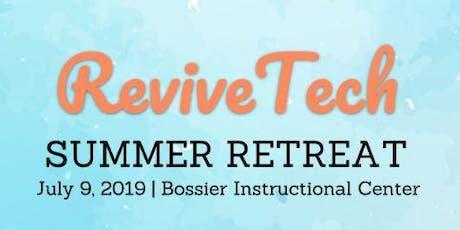 ReviveTech Summer Retreat 2019 tickets