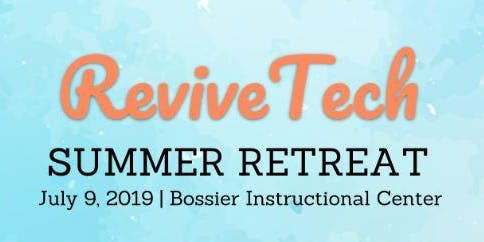 ReviveTech Summer Retreat 2019