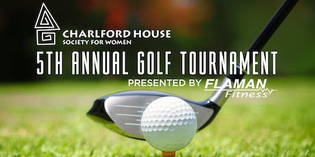 5th Annual Golf Tournament tickets