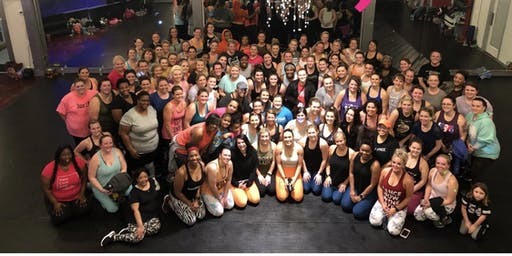 Dance2Fit Class in Nashville, TN w/ Jessica Bass James on 6/22/19 @11:30am