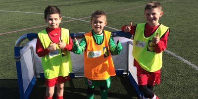 SAFC Football Classes 5-6 Year Old - Stirling High School