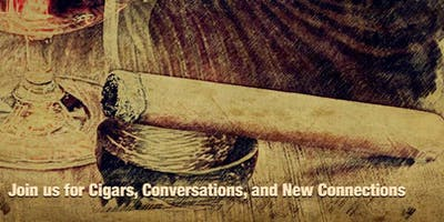 The Summer Cigar Social - Cigars Conversations & New Connections