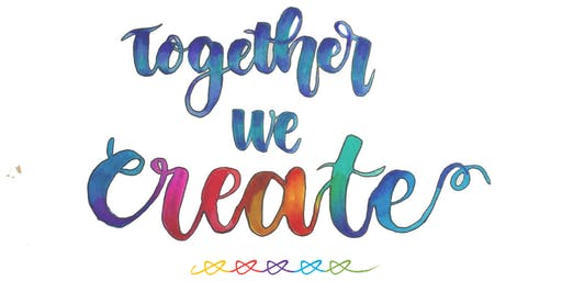Together We Create (Paint Night)