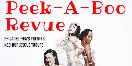 Peek-a-Boo Revue tickets